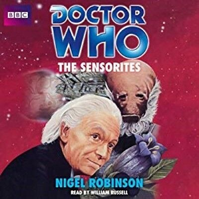 Doctor Who and The Sensorites read by William Russell (CD-Audio)