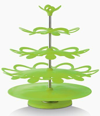NEW Zeal Fairy Lime Cupcake Stand
