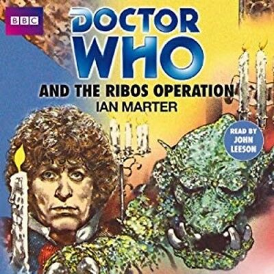Doctor Who and The Ribos Operation read by John Leeson (CD-Audio)