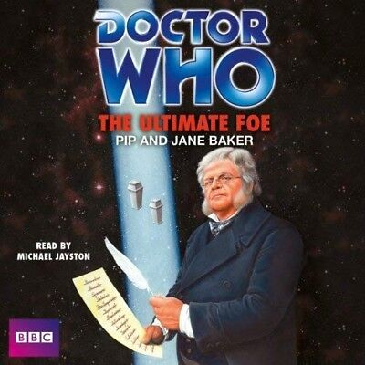 Doctor Who and The Ultimate Foe read by Michael Jayston (CD-Audio)