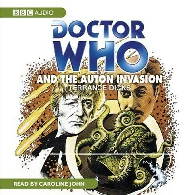Doctor Who and The Auton Invasion read by Caroline John (CD-Audio)