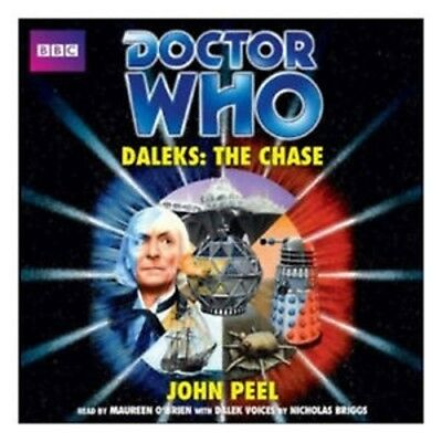 Doctor Who - The Chase read by Maureen O'Brien w/ Nick Briggs (CD-Audio)