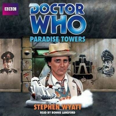 Doctor Who - Paradise Towers read by Bonnie Langford (CD-Audio)