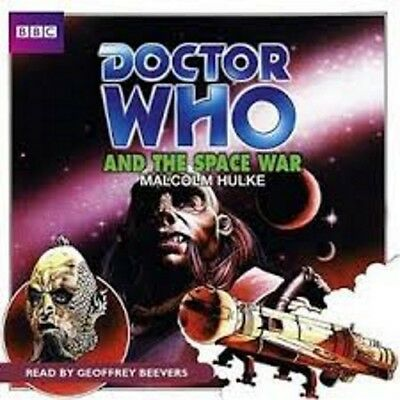 Doctor Who and The Space War read by Geoffrey Beevers (CD-Audio)
