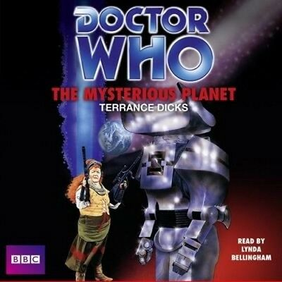 Doctor Who and The Mysterious Planet read by Lynda Bellingham (CD-Audio)