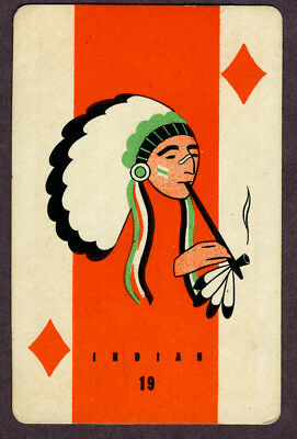 Old Gypsy Fortune Cards, Whitman, 1937