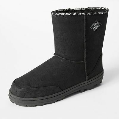 NEW Piping Hot Launched Slipper Boot
