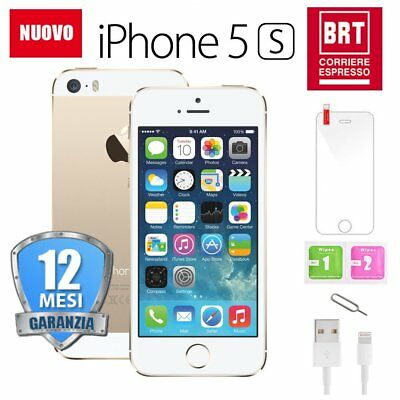 Nuovo Iphone 5S 32Gb Oro Gold Originale Apple Rigenerato 32 Gb It