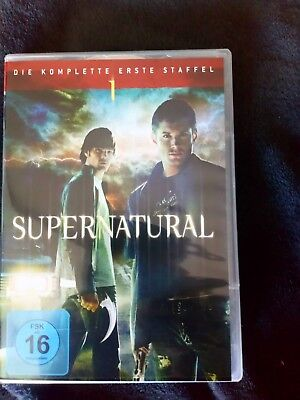 Supernatural - Staffel 1 (6 DVDs)