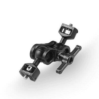 """SmallRig Articulating Magic Arm with Double Ballheads (1/4"""" Screw) Monitor Mount"""