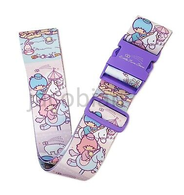 Sanrio Little Twin Stars Travel Luggage Belt Luggage Strap (181026-00)