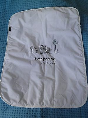Tatty Ted By Isabella Alicia Cot/Pram cover