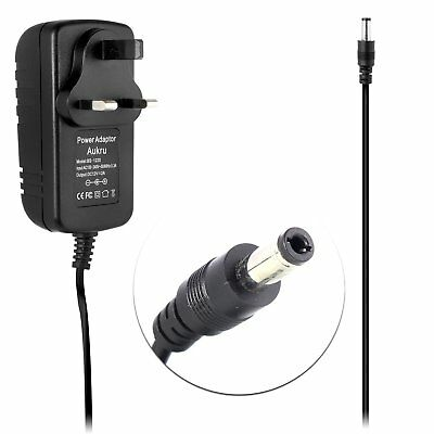 12V Mains Charger Power Supply Lead for TASCAM PORTA ONE FOUR TRACK