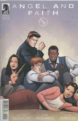 ANGEL AND FAITH Season 10 #16 - BREAKFAST CLUB homage - Norton - Back Issue (S)