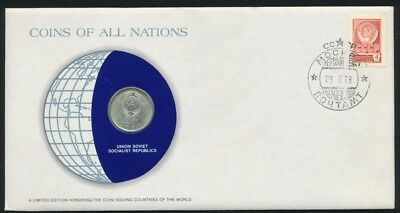 Russia 1978 PNC 20 Kopeks Coins of all Nations