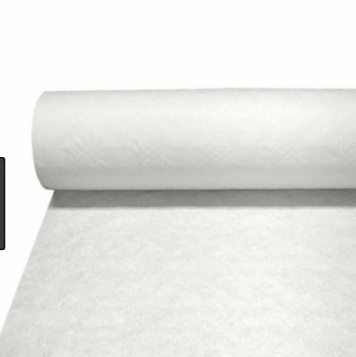 25m 82ft Wedding Party Table Buffet Banqueting Banquet Roll White Paper Trendy