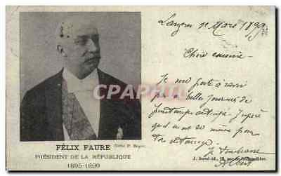 REPRO Félix Faure President Of the Republic 1895 1899
