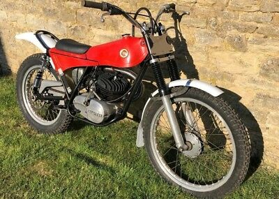 Montesa Cota 247 Twinshock trials bike.