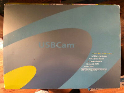 Schick USBCAM Dental Intraoral Camera pre-owned
