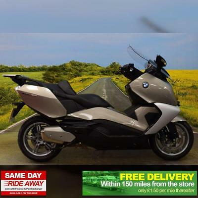 Bmw C650 Gt 2012 ** Two Owners, Service History, Heated Seats/grips **