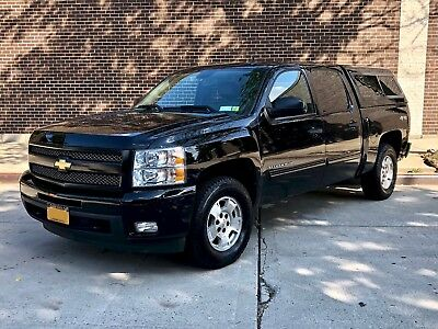 2011 Chevrolet Silverado 1500 LT 2011 Silverado LT 4x4 - 6.2L/3.73 Leather Crew Cab (403HP & 417 ft-lbs)