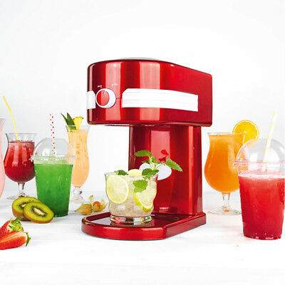 New Slush & Crushed Ice Maker Machine Summer Frozen Slushie Cold Drink Gift