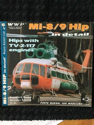 WWP Present Aircraft Line No 8 - Mi-8/9 Hip in detail ... NEW