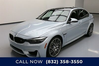 BMW M3  Texas Direct Auto 2018 Used Turbo 3L I6 24V Automatic RWD Sedan Premium