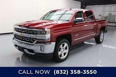 Chevrolet Silverado 1500 LTZ Texas Direct Auto 2018 LTZ Used 5.3L V8 16V Automatic 4WD Pickup Truck Bose