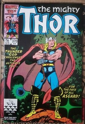 Mighty Thor # 370 ,high Grade Copy