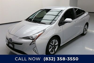Toyota Prius Three Touring 4dr Hatchback Texas Direct Auto 2017 Three Touring 4dr Hatchback Used 1.8L I4 16V Automatic