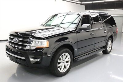 Ford Expedition Limited Texas Direct Auto 2017 Limited Used Turbo 3.5L V6 24V Automatic RWD SUV