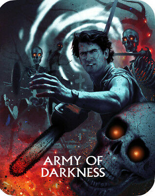 Army Of Darkness [New Blu-ray]