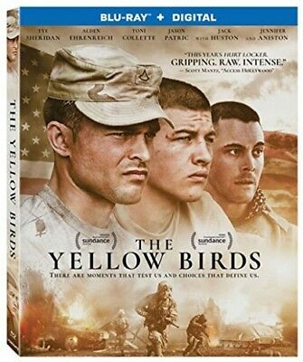 The Yellow Birds [New Blu-ray] Widescreen