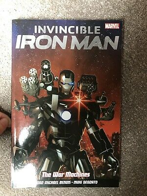 Invincible Iron Man The War Machines