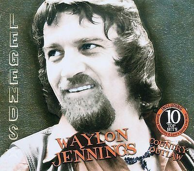 Waylon Jennings : Country Outlaw CD