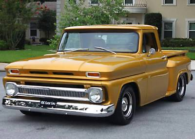 1964 Chevrolet Other Pickups CI0 STEPSIDE RESTOMOD - 5.7LS V-8 - A/C BEAUTIFUL RESTOMOD - 5.7LS V-8  - 1964 Chevrolet C10 Stepside Restomod - 3K MI