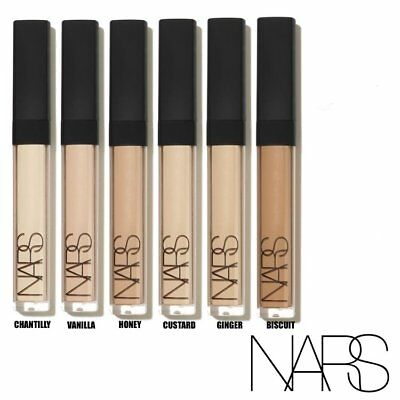 New NARS Radiant Creamy Concealer 6ml Liquid Full Size Various Shades BNIB