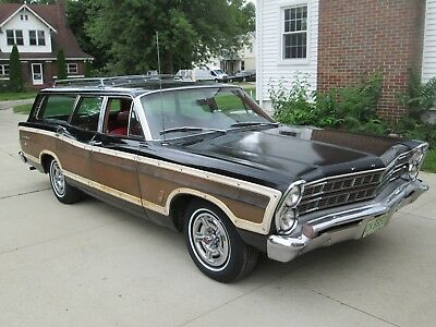 1967 Ford Country Squire Country Squire 1967 Ford Country Squire 428