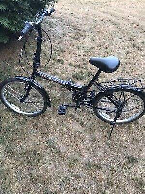 2 fold up bikes, never used, excellent condition