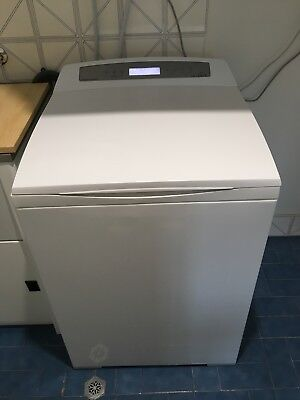Fisher & Paykel 8kg Aquasmart Top loader washing machine WL80T65CW1