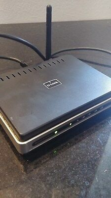 D-Link DPR-1260 WIRELESS PRINT SERVER