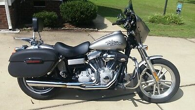 2009 Harley-Davidson Dyna  2009 Harley-Davidson Dyna Super Glide with CVO-110 Motor
