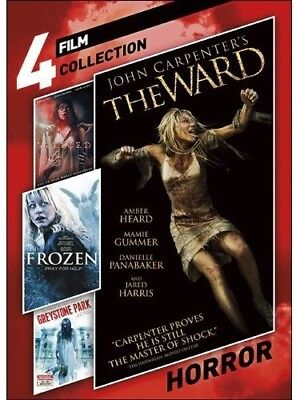 4-Film Collection: Horror [New DVD]