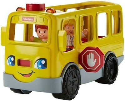 Fisher Price - Little People - Sit With Me School Bus [New Toy] Toy
