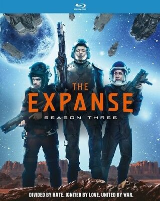 The Expanse: Season Three [New Blu-ray] 3 Pack