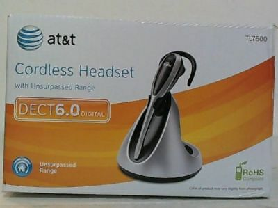 NEW AT&T Dect 6.0 Cordless Headset with 100m Plus Range (TL7600) $99.99