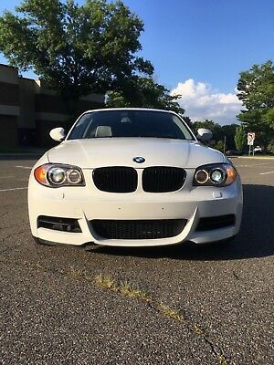 2010 BMW 1-Series 135i Bmw 1-series 135i 2010 M Sport Package Low Miles!