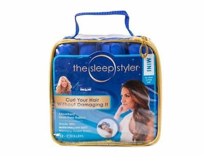The Sleep Styler Absorbent Heat-Free Rollers As Seen on TV- Free Shipping