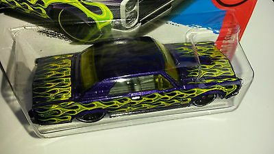 2016 Hot Wheels `65 Pontiac GTO in 1/64 1965 Firebird